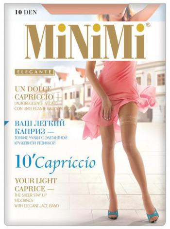 Чулки Capriccio 10, Minimi
