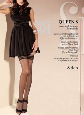 Чулки Queen 8, Sisi