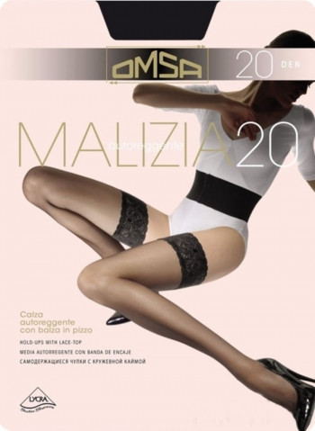Чулки Malizia 20, Omsa