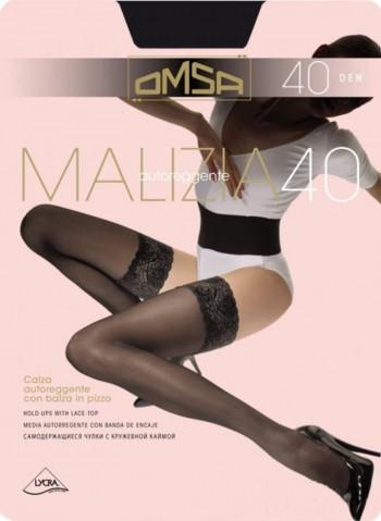 Чулки Malizia 40, Omsa