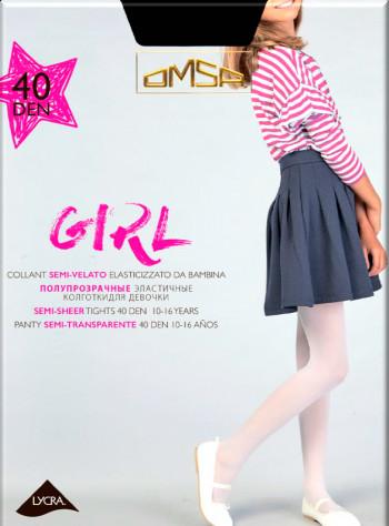 Колготки Girl 40