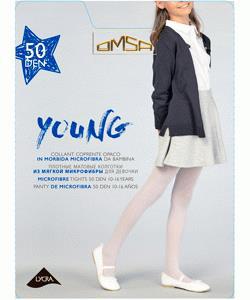 Колготки Young 50